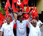 S.K. Mishra CPI-M's new West Bengal secretary