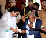 Jagdeep Dhankhar takes oath as West Bengal Governor