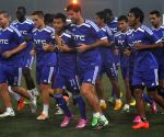 North East United FC - practice session