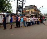 79% turnout in 6th phase of Bengal polls amid stray incidents of violence