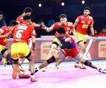 PKL 7: All-round UP Yoddha beat Gujarat Fortunegiants 33-26