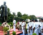 Kolkata Police pays tribute to B C Roy