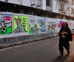 Art and culture lend a dash of colour to Bengal elections
