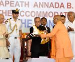 President Mukherjee inaugurates centenary year celebrations of Adyama's Advent
