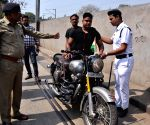 BJP bike rallies stopped by police in West Bengal