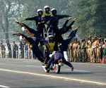 Republic Day rehearsals