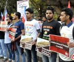 Anti-CAA stir: All faith human chain in Kolkata on R-Day