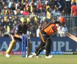 Toss: KKR opt to field first against Sunrisers