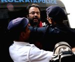 TMC MP Kunal Ghosh being produced to court