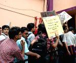 AIDSO demonstration against WB Govt