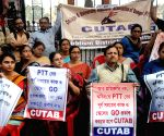 CUTAB protest against West Bengal Government