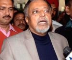Mukul Roy arriving at NSC Bose airport