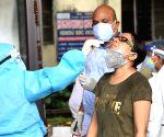Kolkata top cop tests Covid positive