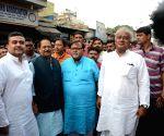 Trinamool leaders meet Mamata Banerjee