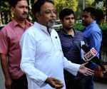 Mukul Roy at Nizam Palace