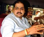 Srinjoy Bose appears at court