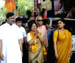 Kolkata Municipal Corporation polls - campaigns - BJP