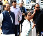 WB CM's press meet regarding TMC victory in the by-election