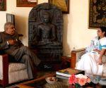Mamata, Dhankhar hold one-on-one at Raj Bhawan