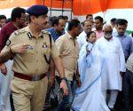 Dump EVMs, bring back ballot papers: Mamata