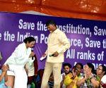 Andhra CM to visit Kolkata meet Mamata
