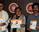 Partha Chatterjee at the launch of 'Punoscho'