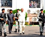 Bengal Guv finds gate locked, 'deathly silence' in Assembly