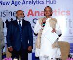 Amit Mitra during Business Analytics Innovation Summit