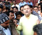 WB Minister Madan Mitra discharged from hospital