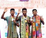 Ethiopians win men's, women's titles at TSK 25K