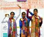 Sudha, other athletes rue poor course management in TSK 25K