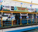 Free Photo: Kolkata Young Readers Boat Library launched.