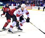 SLOVAKIA KOSICE ICE HOCKEY IIHF WORLD CHAMPIONSHIP QUARTERFINAL CAN SUI