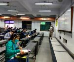Free Photo: Kota coaching centres re-opens for students with New Normal norms