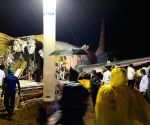 14 killed as AI Express plane overshoots runway, plunges into valley