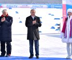 RUSSIA-KRASNOYARSK-29TH WINTER UNIVERSIADE-CROSS COUNTRY SKIING