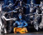 Krishna Reddy talks about how his troupe performed in TV serial launch