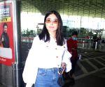 Kritika Kamra spotted at airport departure