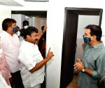 KTR inaugurates houses built under 2BHK Dignity Housing scheme