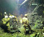 MALAYSIA KUALA LUMPUR HELICOPTER CRASH