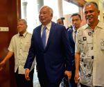 MALAYSIA KUALA LUMPUR NAJIB 1MDB TRIAL