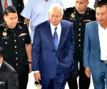 Ex-Malaysian PM's corruption trial postponed