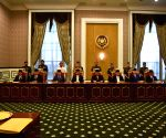 MALAYSIA-KUALA LUMPUR-CONFERENCE OF RULERS-NEW KING