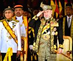 MALAYSIA-KING MUHAMMAD V-RESIGN