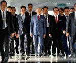 MALAYSIA KUALA LUMPUR LAWMAKERS SWEARING IN