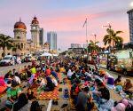 MALAYSIA KUALA LUMPUR RAMADAN