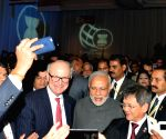 Kuala Lumpur: Modi interacts with the people at the ASEAN Business and Investment Summit 2015