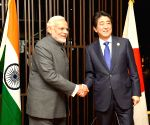 Kuala Lumpur: Japanese PM Shinzo Abe holds second bilateral meeting with Modi