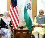 Kuala Lumpur (Malaysia): Modi meets Malaysian Dy PM
