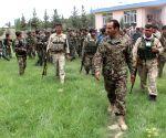 AFGHANISTAN KUNDUZ MILITARY OPERATION